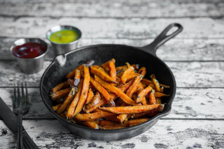 Как жареную пищу сделать полезной?