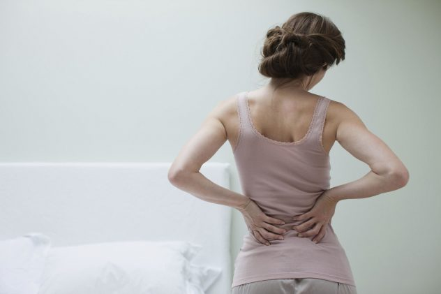 Как навсегда избавиться от боли в спине?