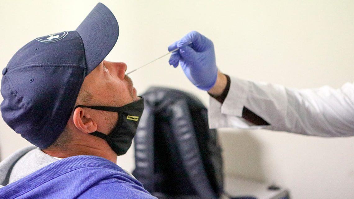Когда нужно делать тест на коронавирус?